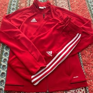 Authentic Adidas Sweatsuit 👟👟